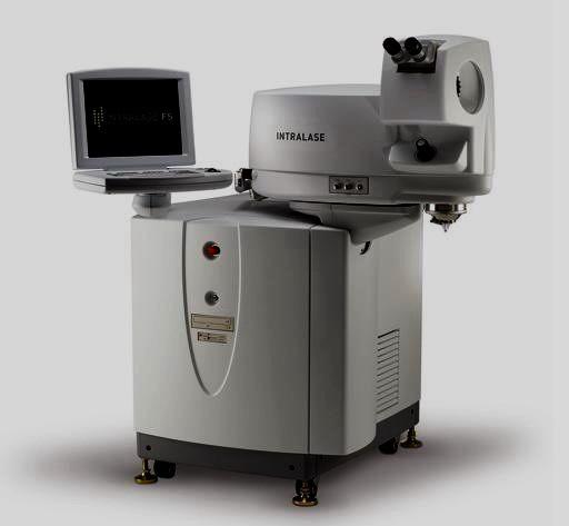 海南唯一的飞秒激光系统——美国Intralase FS
